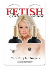 CТИМУЛЯТОРЫ FF MINI NIPPLE PLUNGERS