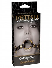 КЛЯП FF GOLD O RING GAG